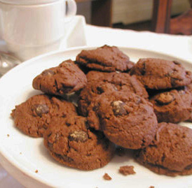 Double Chocolate Cookie Gift Image