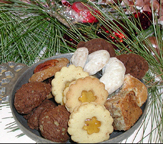 Holiday Cookies - cookies