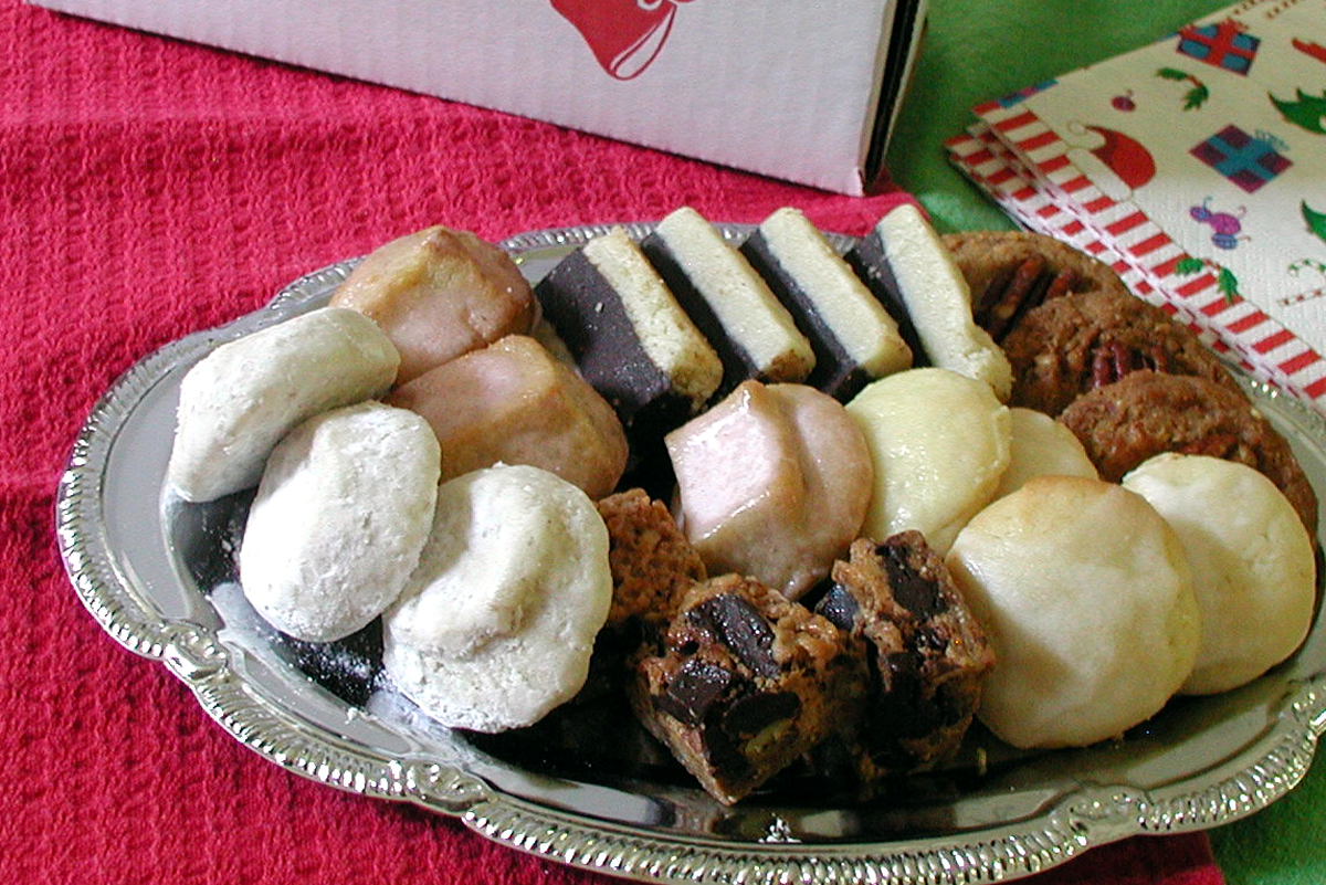 Buy homemade gourmet holiday cookies, pastries and deserts for ...
